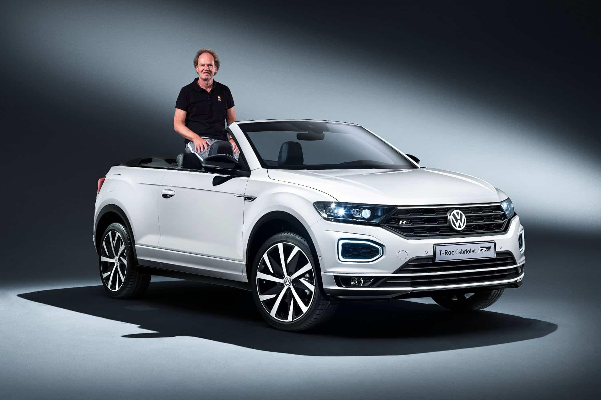 2020 VW T-Roc Cabrio (150 PS) - First View - Sitzprobe I POV I Details I Test