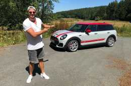 Mini John Cooper Works Clubman Facelift, Jan Weizenecker