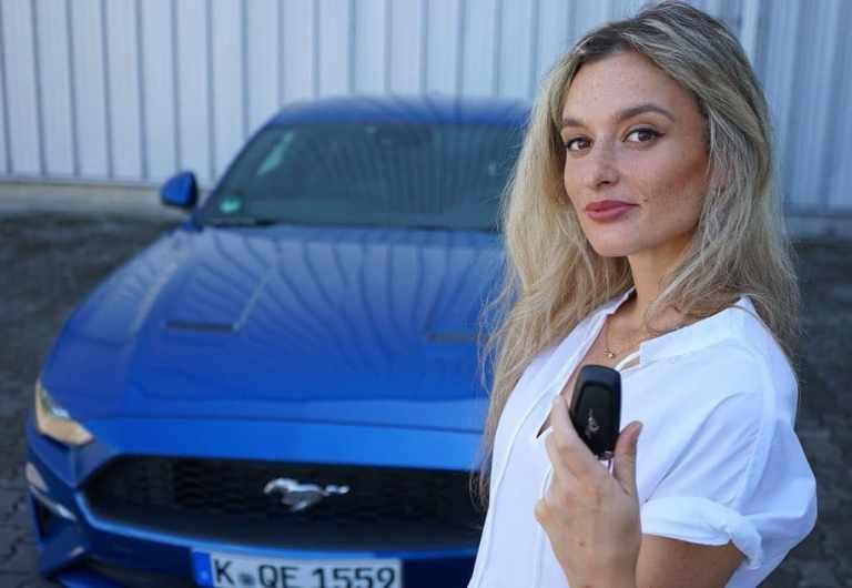 Ford Mustang, Nina Weizenecker