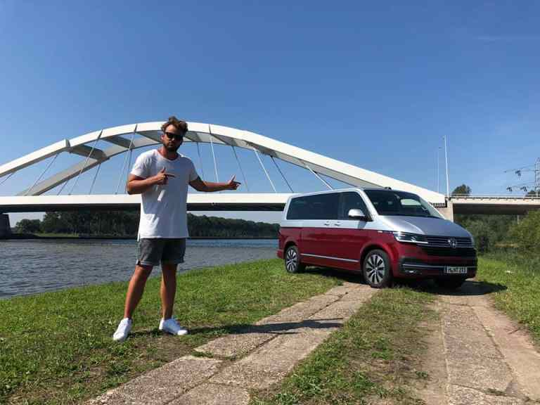 2019 VW T6.1 Multivan Cruise 2.0 TDI (150 PS, DSG)