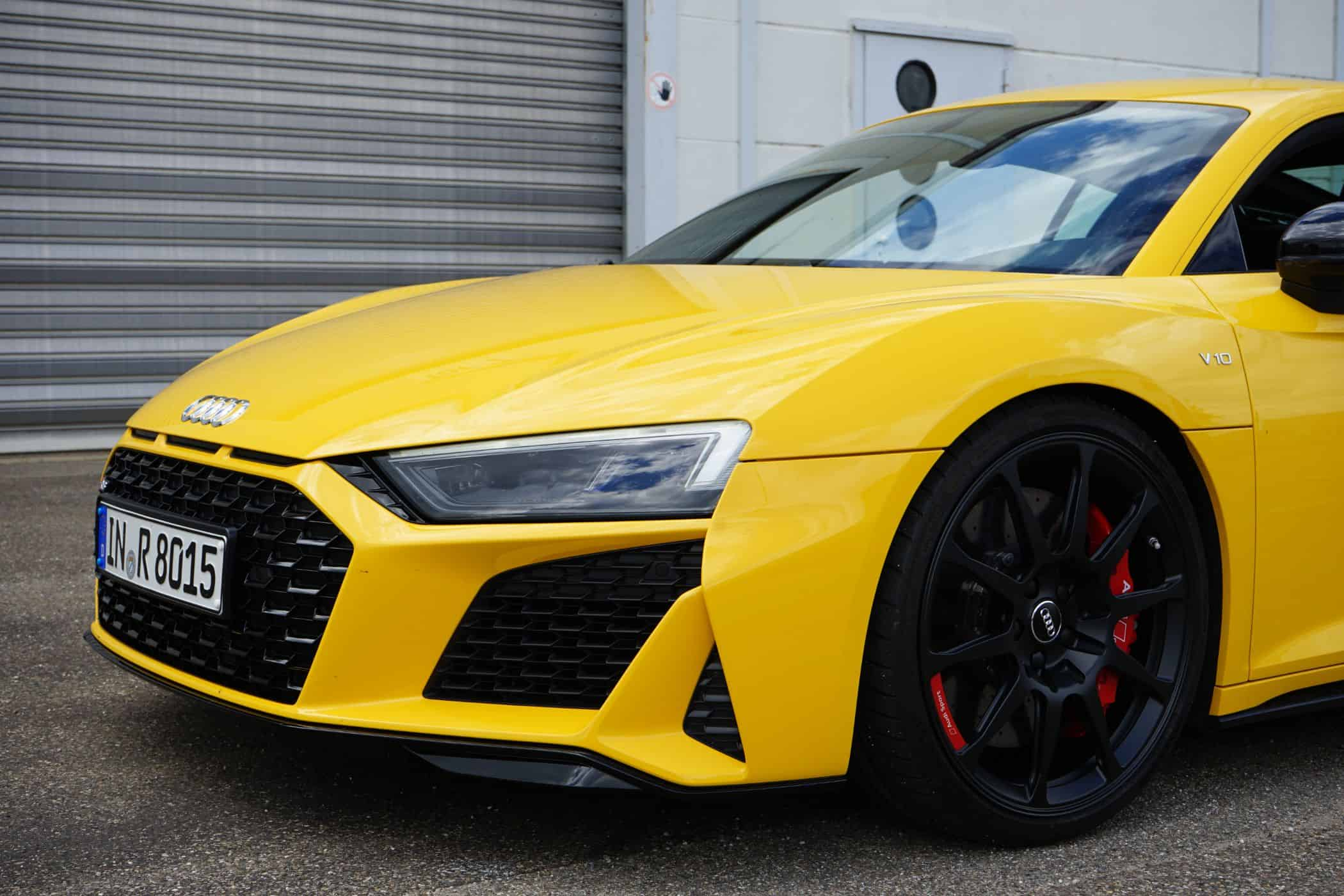 2019 Audi R8 V10 Performance Quattro Coupé Facelift