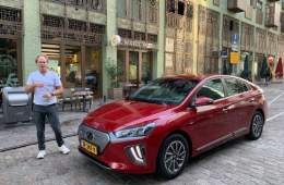 Hyundai Ioniq, Dr Friedbert Weizenecker