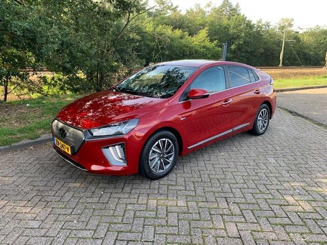 Mehr Elektropower für den Hyundai Ioniq