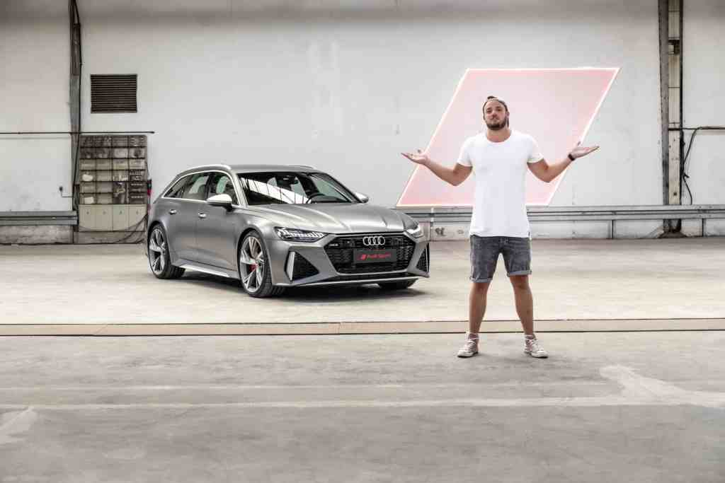 Audi RS6 Avant (600 PS)