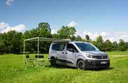 Peugeot Partner Alpin Camper.