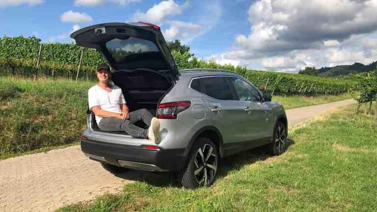 Nissan Qasqhai Tekna im Test - Fahrbericht im Video