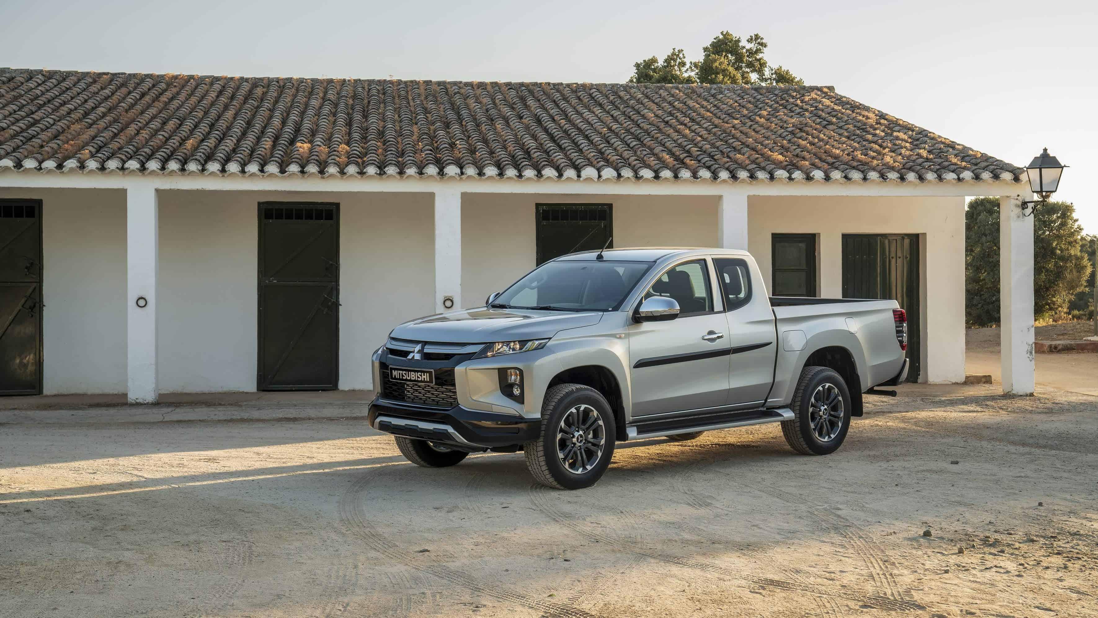 Preis für neuen Mitsubishi L200 startet ab 29.690 Euro