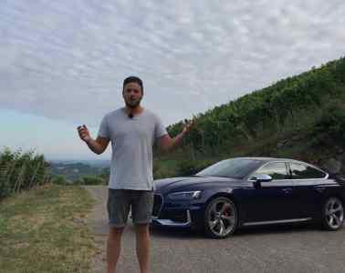 Audi RS5 Sportback (450 PS) - Fahrbericht im Video, Jan Weizenecker