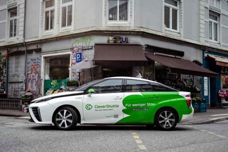 Toyota Mirai Flotte: Über zwei Millionen Kilometer mit Wasserstoff