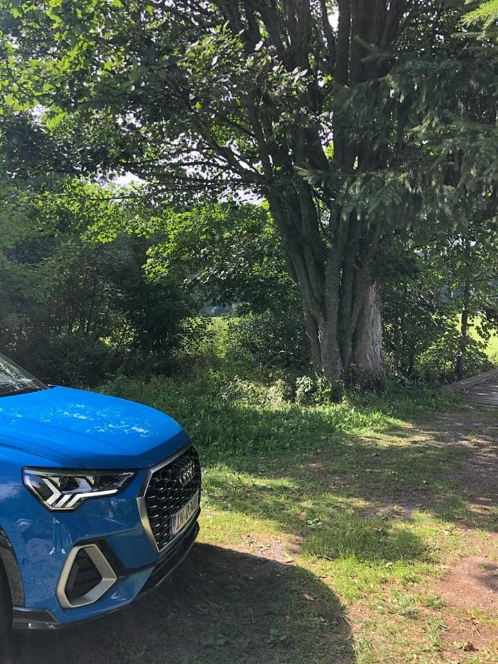 Audi Q3 Sportback 35 TFSI (150 PS) S Line