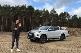 "2019 Mitsubishi L200 (150 PS) ""Top"", Jan Weizenecker"