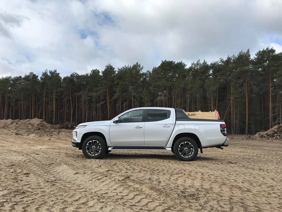 "2019 Mitsubishi L200 (150 PS) ""Top"""