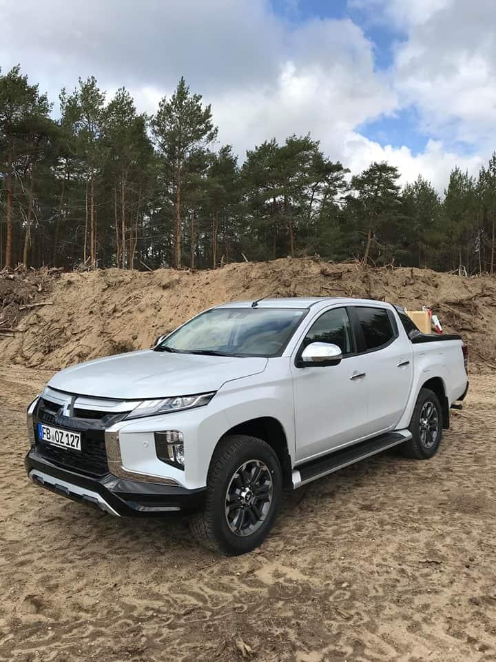 """2019 Mitsubishi L200 (150 PS) """"Top"""""""