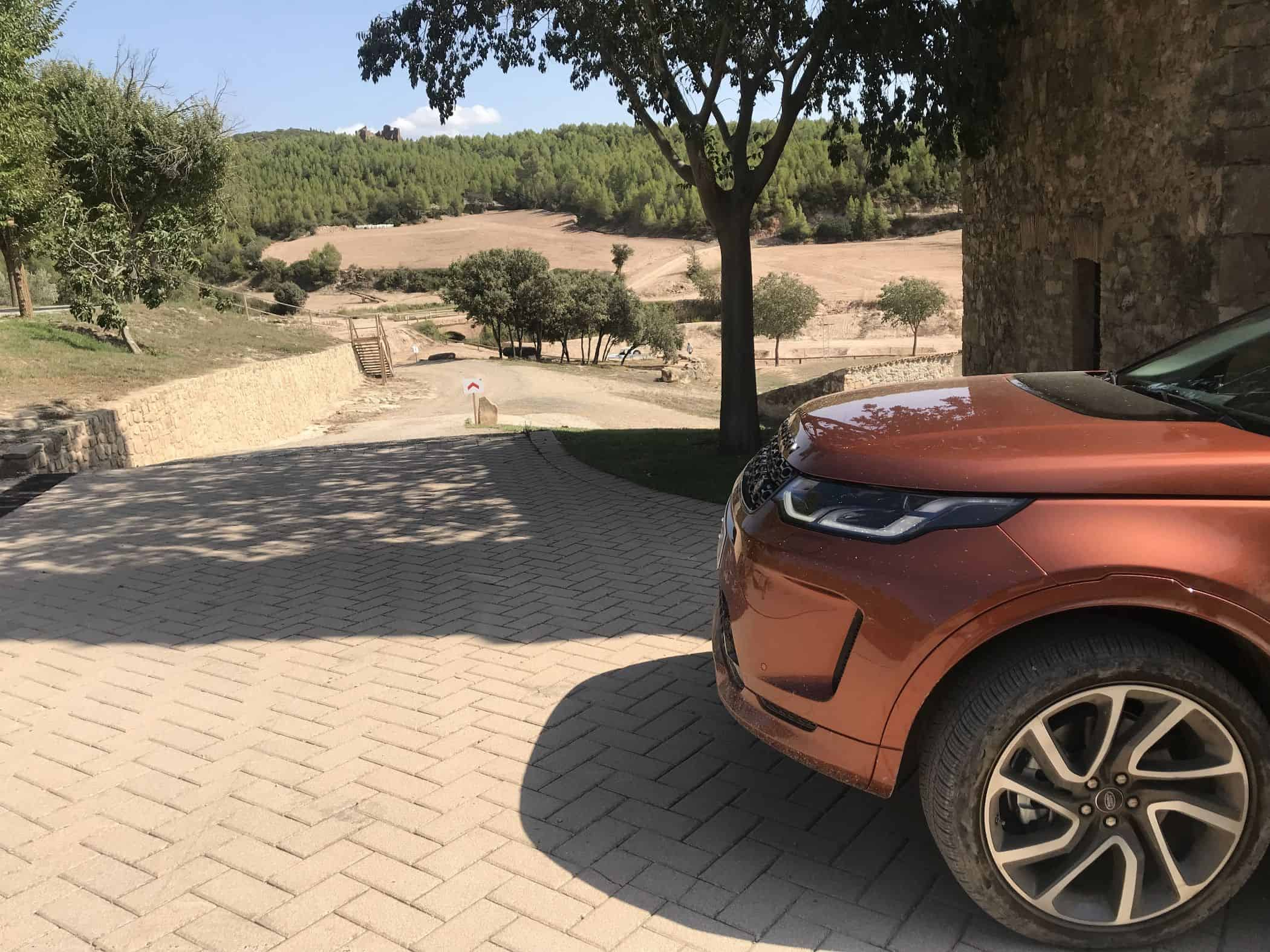 2020 Land Rover Discovery Sport D240 4WD