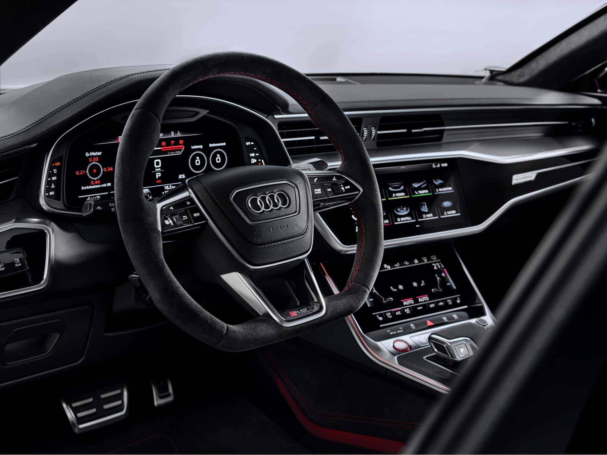 Der neue Audi RS 7 Sportback - Vorstellung des Power-Kombis im Video
