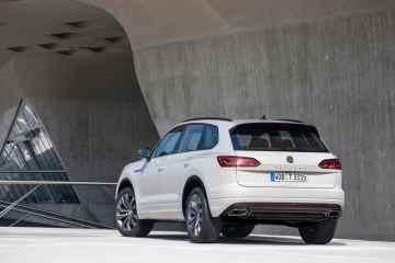 Volkswagen Touareg One Million.
