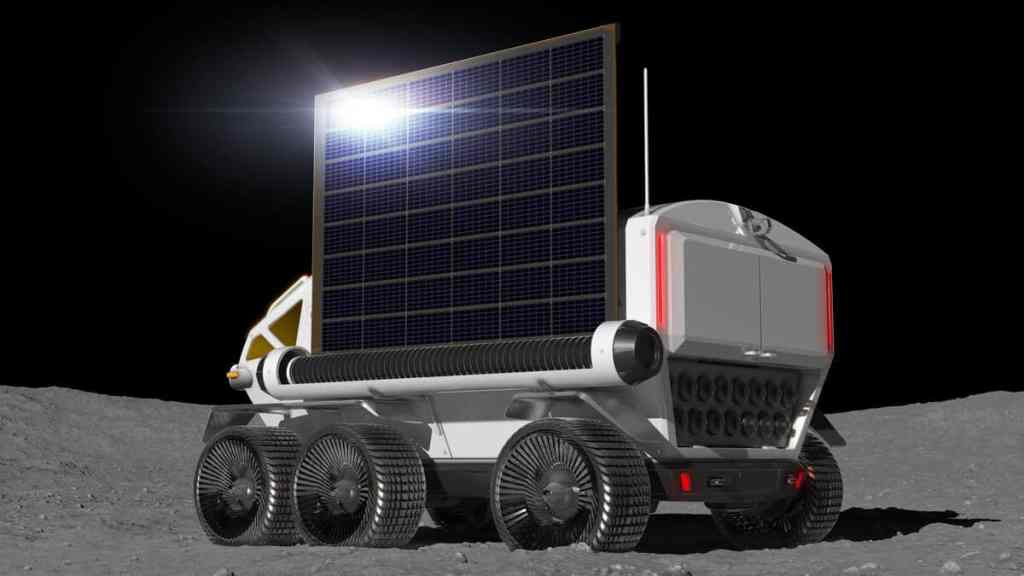 Preis auf Anfrage - das Mondmobil jetzt auf Toyota.de