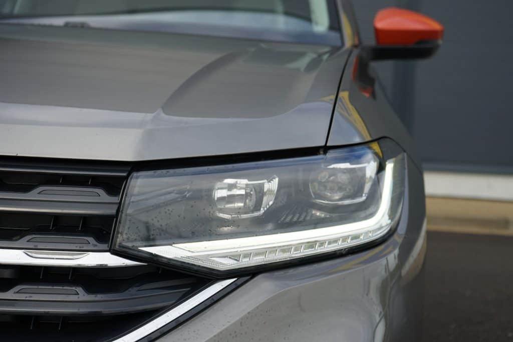 VW T-Cross, Scheinwerfer
