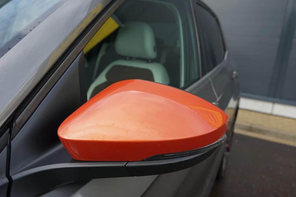 VW T-Cross, Außenspiegel
