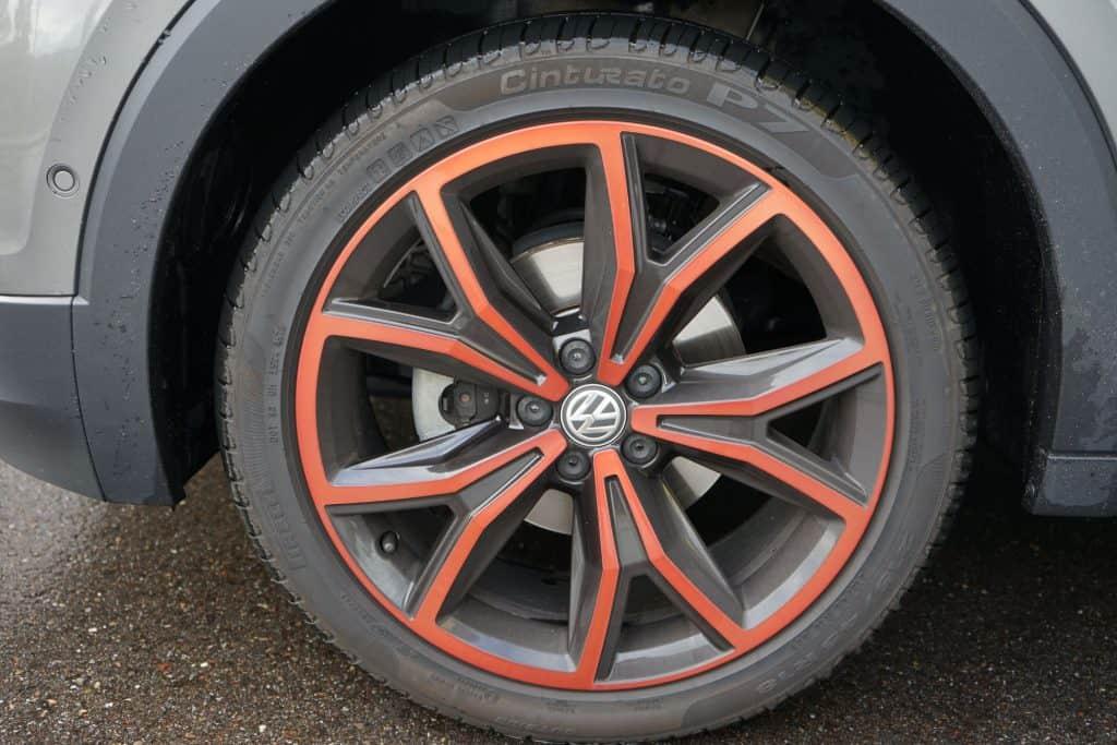 VW T-Cross, Felge