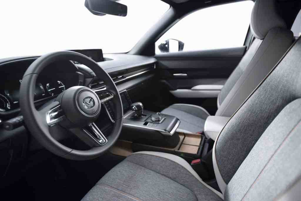 Mazda MX-30 Innenraum