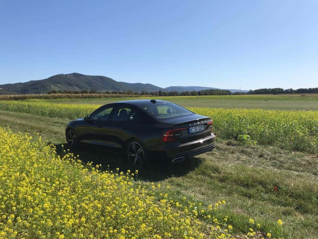 Neuer Volvo S60 R-Design T5 AWD (250 PS)