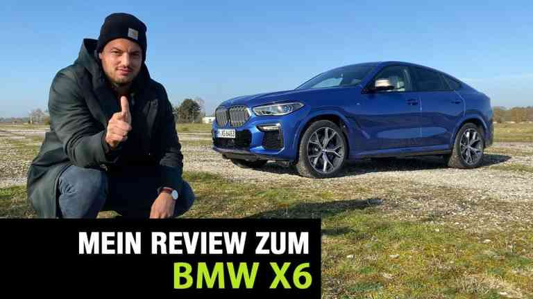 BMW X6 M50i, Jan Weizenecker
