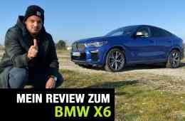 BMW X6 M50i, Jan Weizenecker