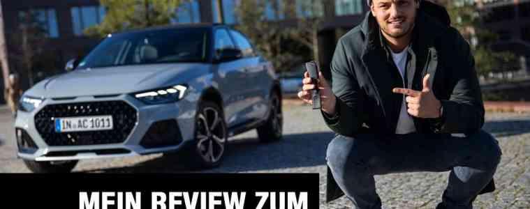 "2020 Audi A1 Citycarver 30 TFSI (116 PS) ""edition one"" , Jan Weizenecker"
