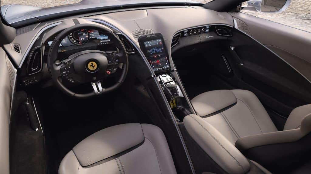 "Neuer Ferrari Roma ""Prancing Horse"" V8 2+ Coupé  vorgestellt"