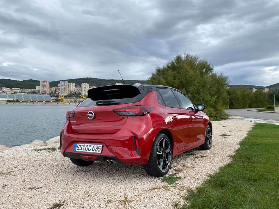 Neuer Opel Corsa F