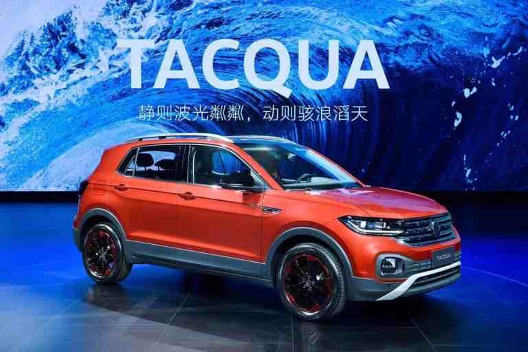 Volkswagen strengthens brand presentation in China: MEB roadmap,