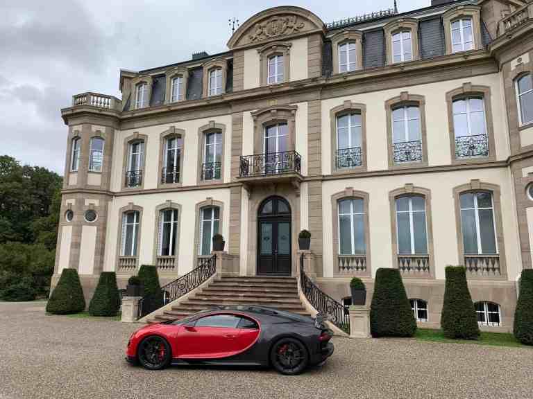 Ein Tag bei Bugatti in Molsheim