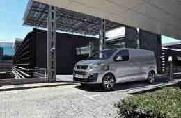Peugeot Expert jetzt auch vollelektrisch