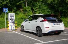 Neue Ladefreiheit mit Nissan Charge