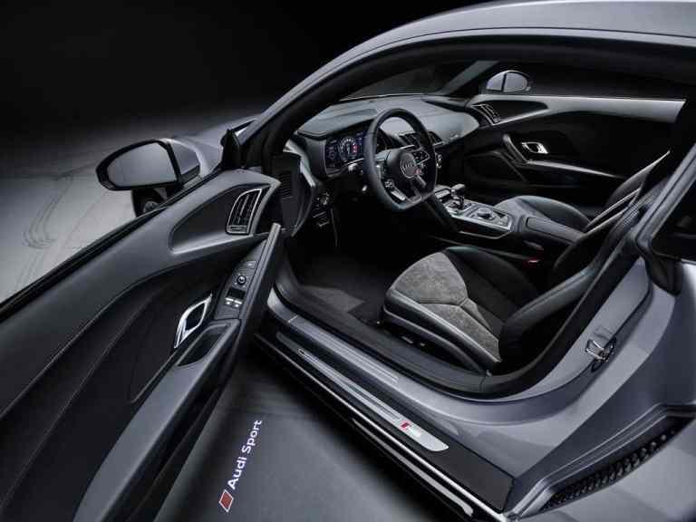 Audi R8 5.2 FSI Coupé RWD.