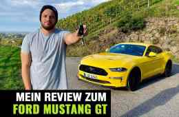 2020 Ford Mustang GT Fastback, Jan Weizenecker
