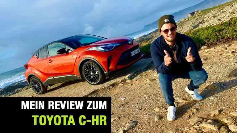 "2020 Toyota C-HR 2.0L Hybrid ""Dynamic Force"" Facelift, Jan Weizenecker"