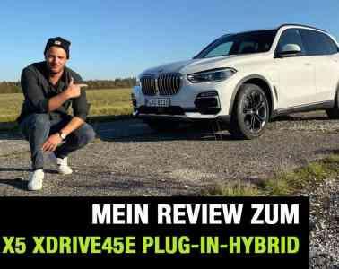 2020 BMW X5 xDrive45e iPerformance , Jan Weizenecker