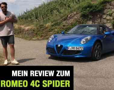 2019 - Alfa Romeo 4C Spider, Jan Weizenecker