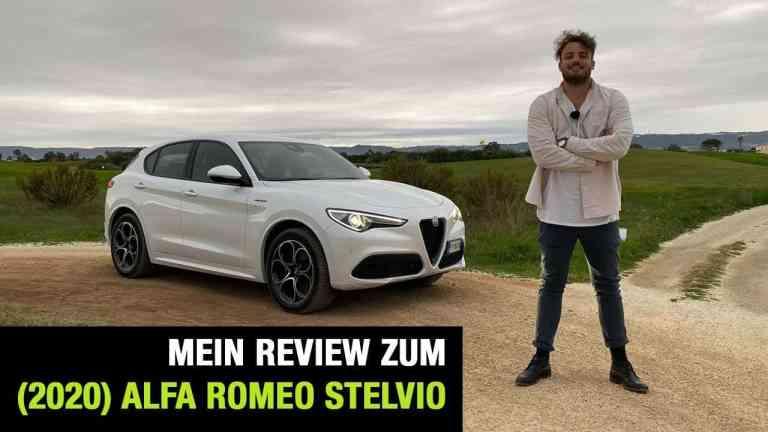 """Neuer Alfa Romeo Stelvio """"Veloce"""" (280 PS) , Jan Weizenecker"""