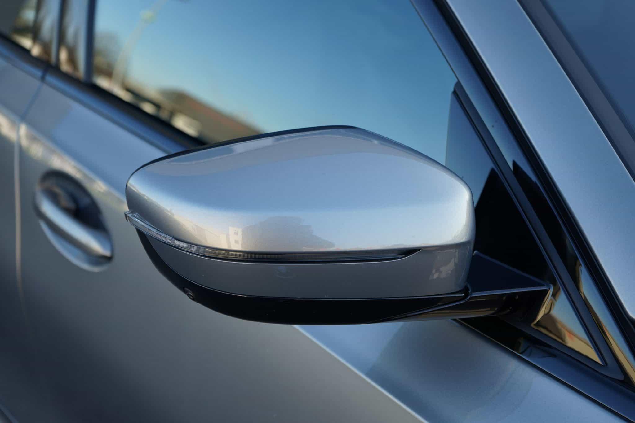 BMW 330i Touring, Außenspiegel