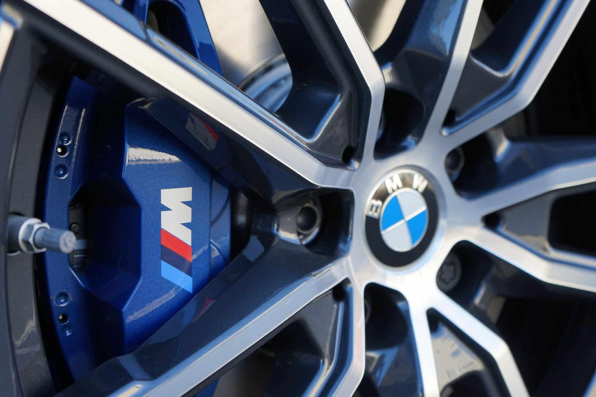 BMW 330i Touring, Felge
