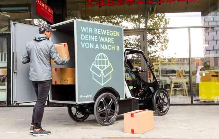 #Schaeffler #Bio-Hybrid Passenger und #Cargo.