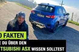 Mitsubishi ASX, Jan Weizenecker