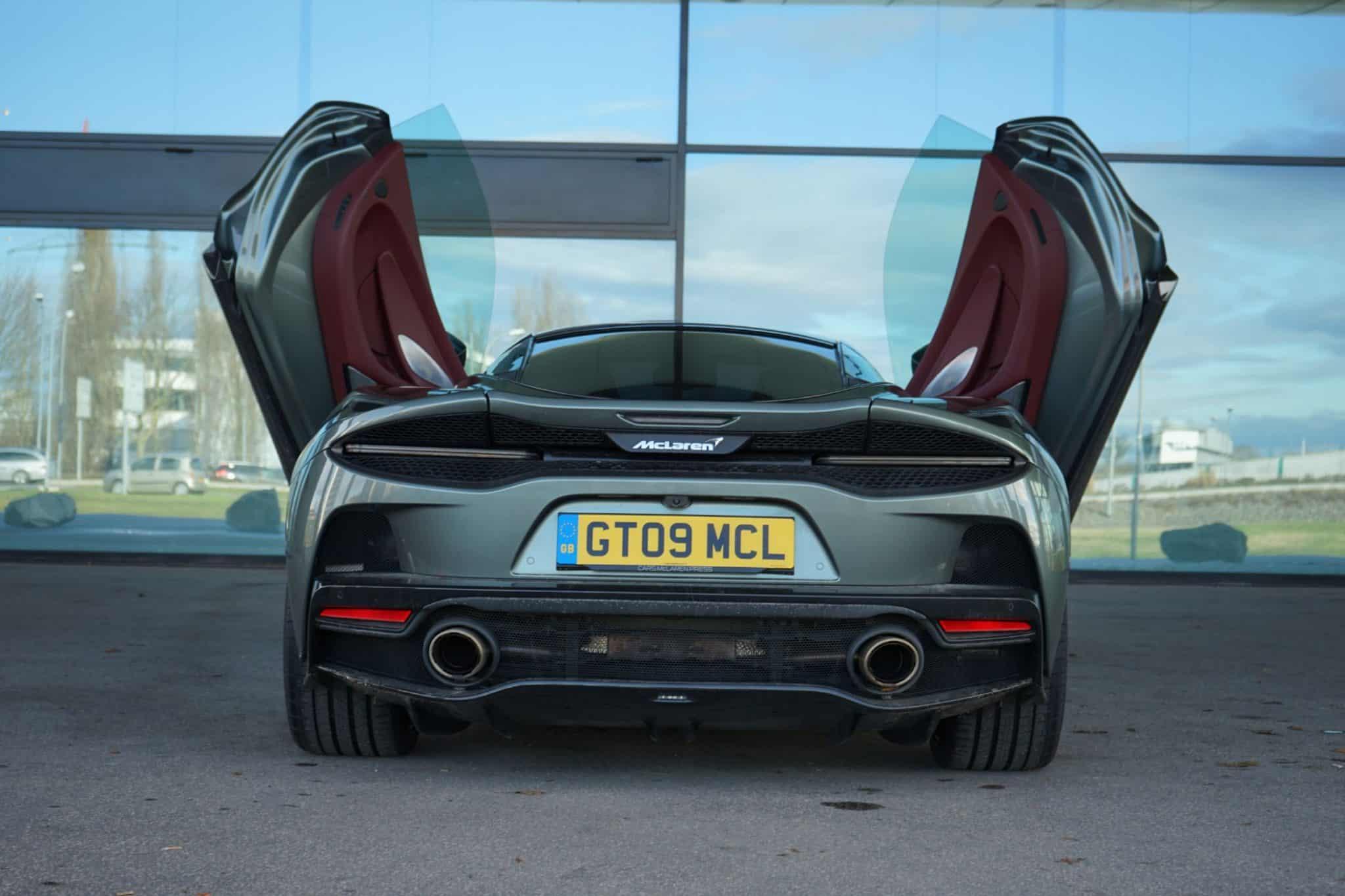 McLaren GT Coupe