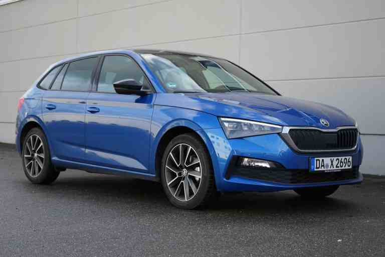 #Škoda #Scala 1.6 TDI DSG (115 PS)