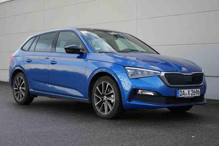 #Škoda #Scala 1.6 TDI DSG (115 PS)