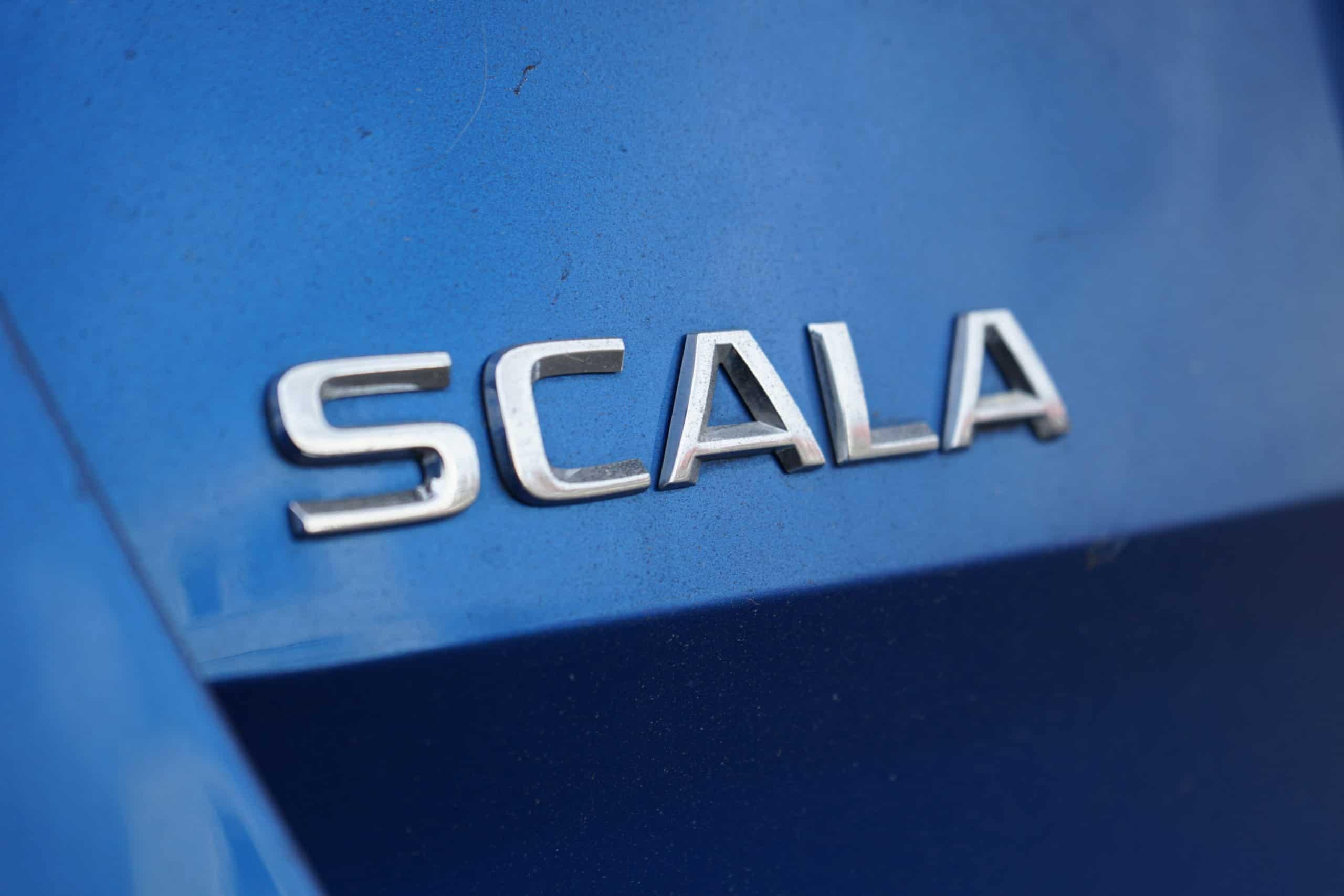 Skoda Scala 1.6 TDI,