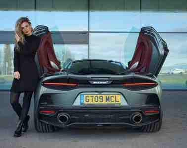 McLaren GT Coupe, Nina Car Maria
